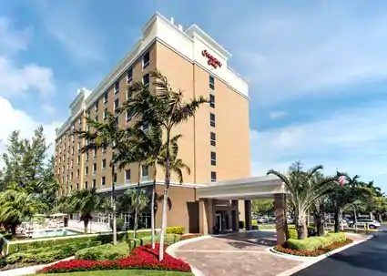 Hampton Inn Hallandale Miami