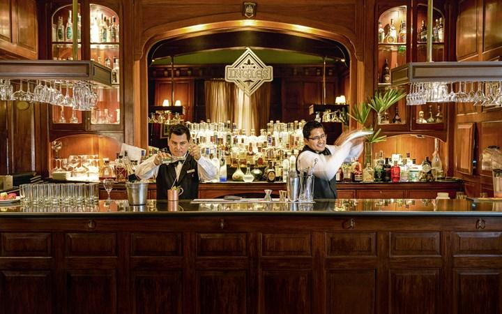 Bar Inglés