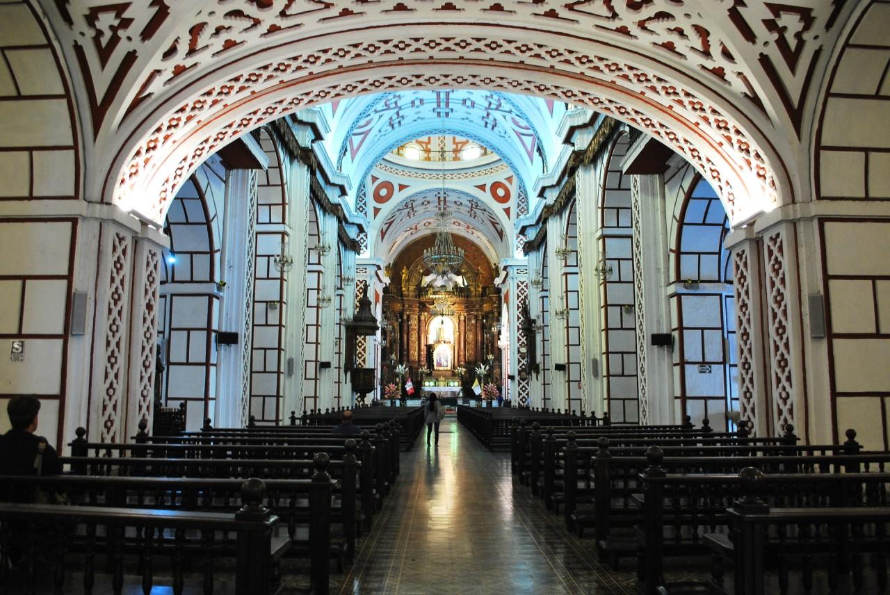 chiesa san francesco Lima