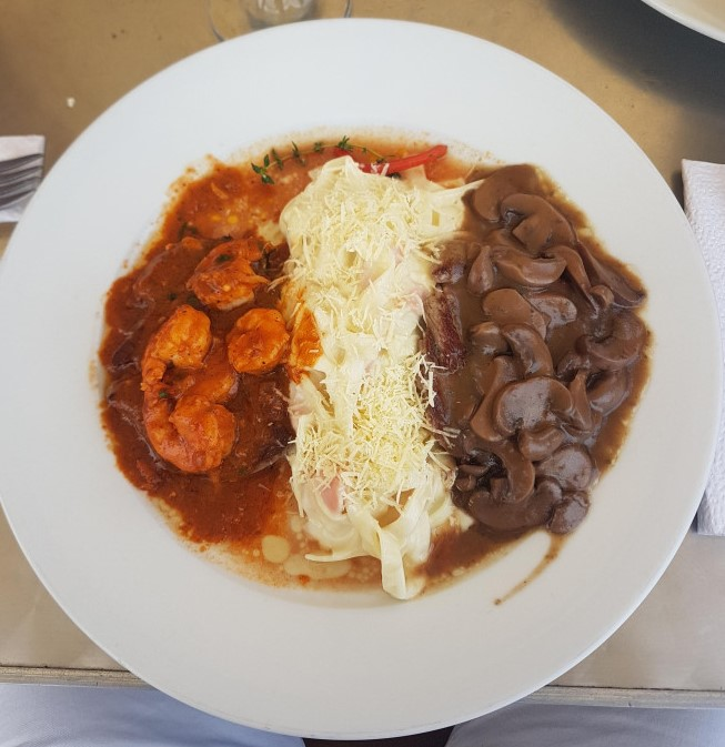 Lunch Regatas Lima