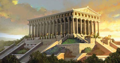 tempi Artemide a Efeso